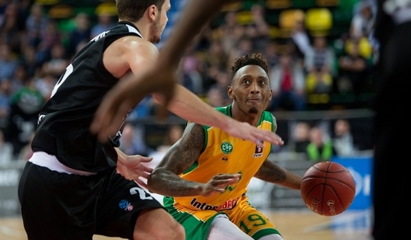 Regular Season, Round 2: Limoges sinks RETABet in Bilbao