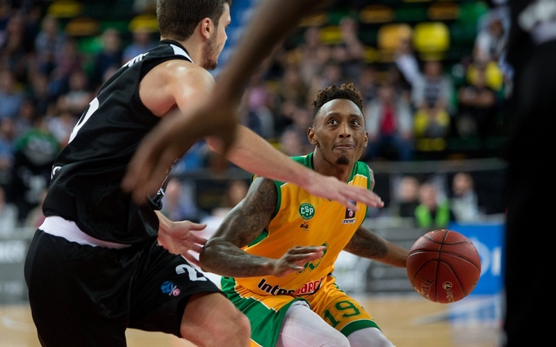 Kenny Hayes - Limoges CSP (photo Bilbao) - EC17