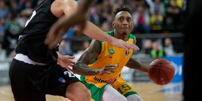 7DAYS EuroCup, Regular season, Round 2: REBAbet Bilbao Basket vs. Limoges CSP