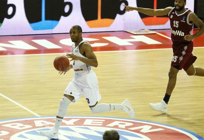 Lorenzo Williams - Lietkabelis Panevezys (photo Lietkabelis) - EC17