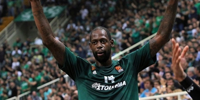 Focus on: James Gist, Panathinaikos