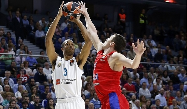 RS Round 2 report: Doncic, Randolph spark Madrid past CSKA
