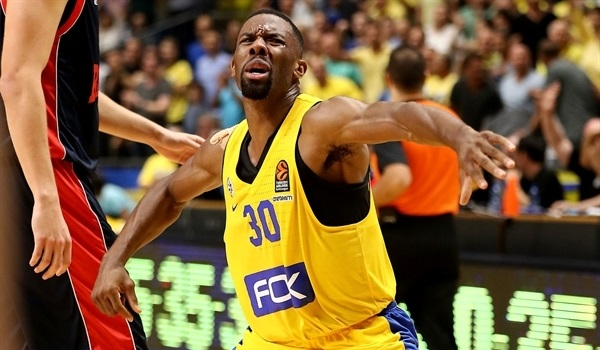 RS Round 2 report: Cole, Thomas lift Maccabi over Baskonia