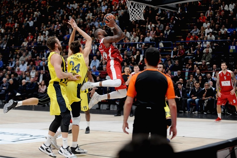 Amath MBaye - AX Armani Exchange Olimpia Milan - EB17