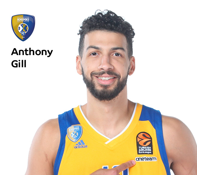 Anthony Gill