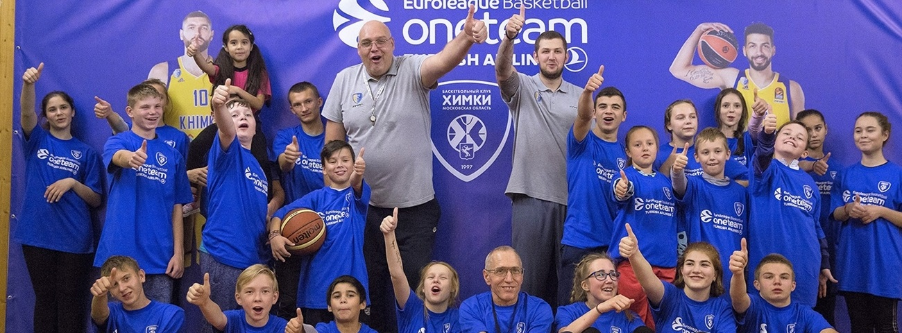 Khimki doubles up for new One Team season