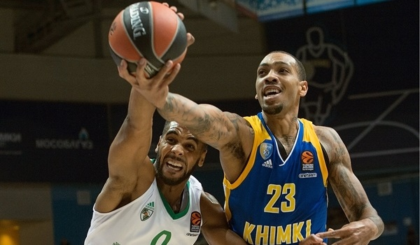 RS Round 2 report: Khimki stops Zalgiris, soars to 2-0