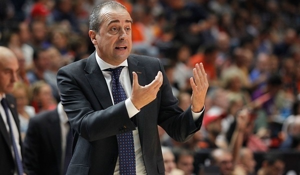 Valencia, coach Vidorreta part ways