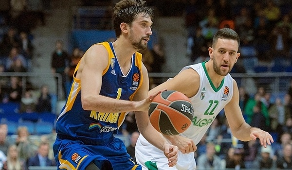 "Alexey Shved, Khimki Moscow Region: ""One guy can win a game, but he can't win a tournament"""