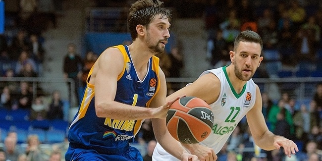 Alexey Shved, Khimki: 'I want to win the EuroLeague'