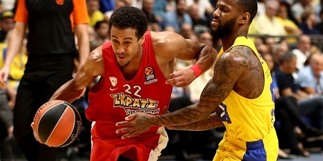 Brian Roberts, Olympiacos: 'Fans are a big part of our success'
