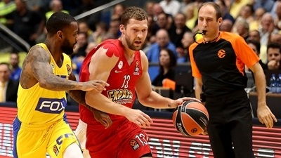 Voices, Game of the Week: Road wins loom large for Olympiacos vs. Maccabi