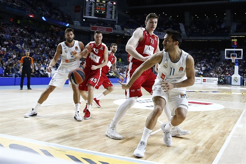 Facundo Campazzo - Real Madrid - EB17