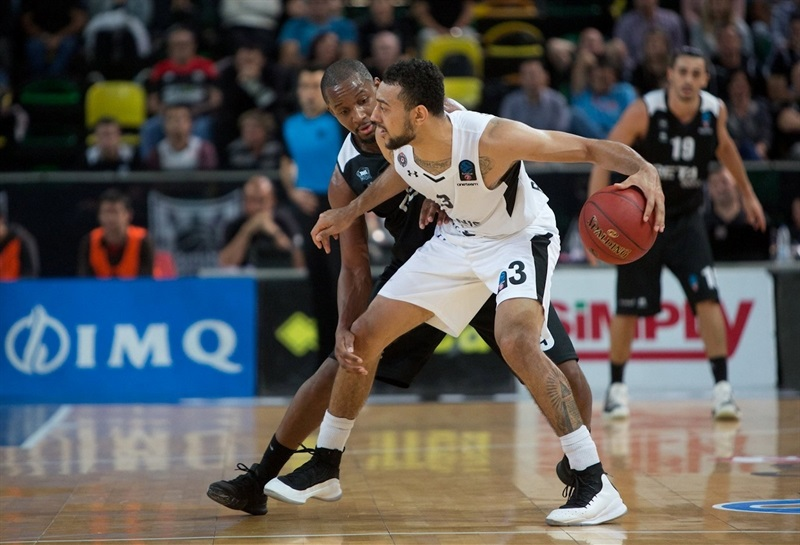 Nigel Williams-Goss - Partizan NIS Belgrade (photo Aitor Arrizabalaga-Bilbao) - EC17