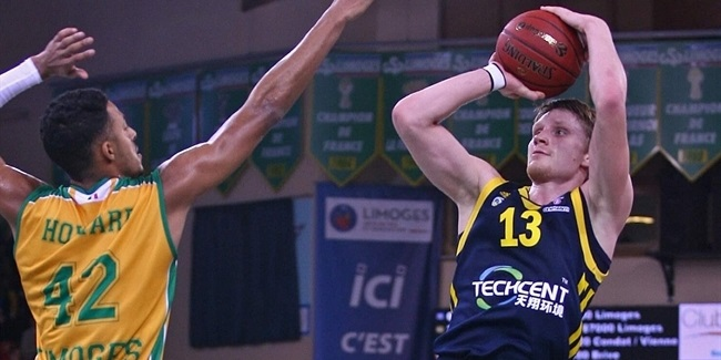 7DAYS EuroCup, Regular season, Round 3: Limoges CSP vs. ALBA Berlin