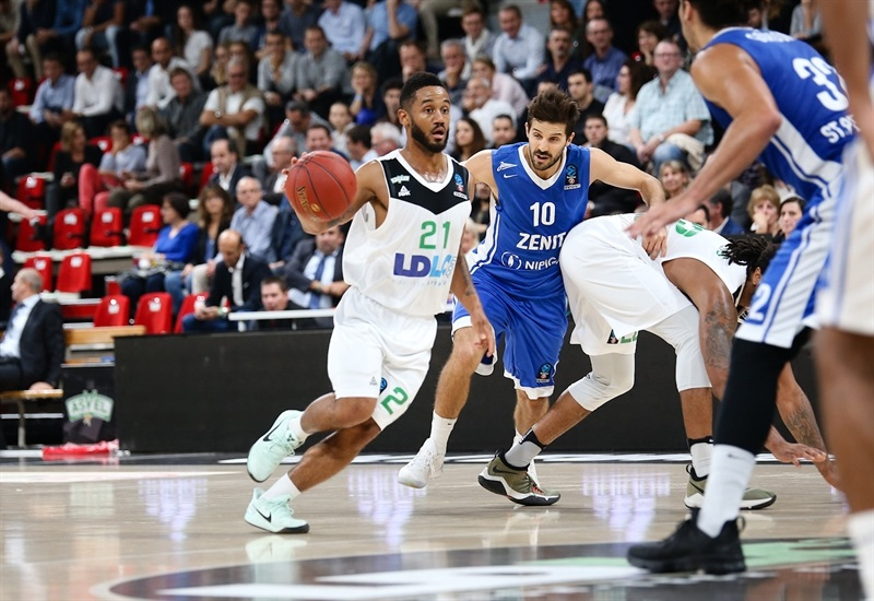 John Roberson - Asvel Villeurbanne (photo Asvel - infinity Nine Media) - EC17
