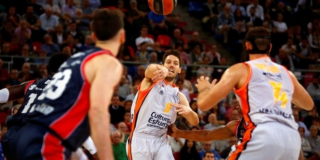 RS Round 3: Baskonia Vitoria Gasteiz vs. Valencia Basket