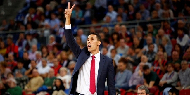 Prigioni steps down as Baskonia coach