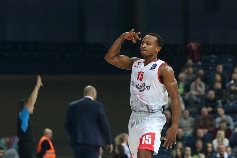 Garrett Nevels - Grissin Bon Reggio Emilia (photo Lietkabelis) - EC17