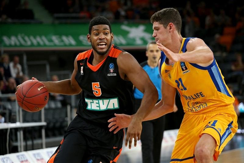 Ryan Thompson - ratiopharm Ulm (photo Ulm) - EC17