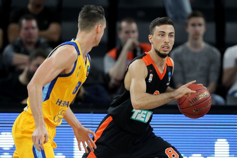Ismet Akpinar - ratiopharm Ulm (photo Ulm) - EC17
