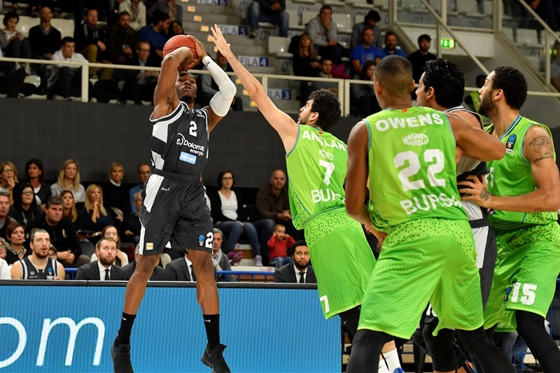 Dominique Sutton - Dolomiti Energia Trento (photo Trento) - EC17