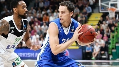 Interview, Kyle Kuric, Zenit: 'Everything is coming together'