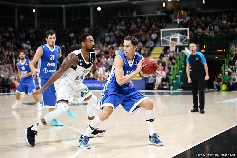 Kyle Kuric - Zenit St Petersburg  (photo Asvel - infinity Nine Media) - EC17