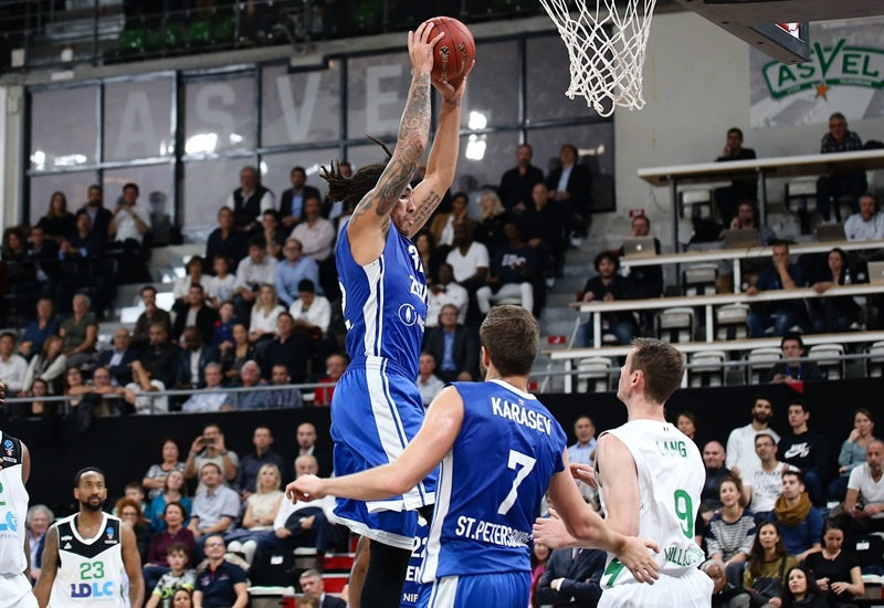 Drew Gordon - Zenit St Petersburg  (photo Asvel - infinity Nine Media) - EC17