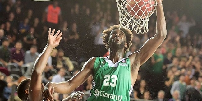 7DAYS EuroCup, Regular season, Round 3: Darussafaka Istanbul vs. UNICS Kazan