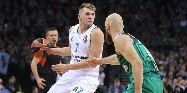 Luka Doncic, Real Madrid: 'You have to find the motivation'