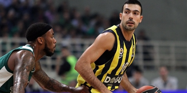 RS Round 4: Panathinaikos Superfoods Athens vs. Fenerbahce Dogus Istanbul