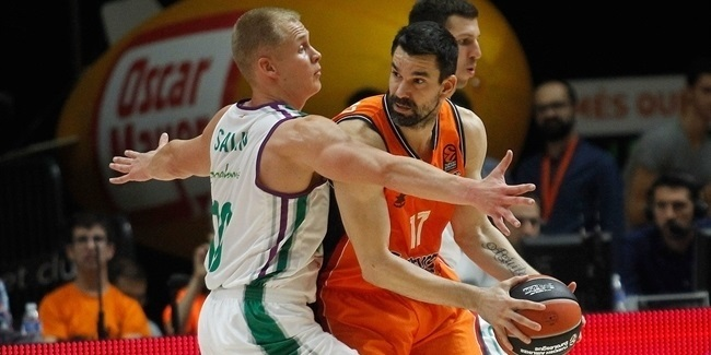 RS Round 4: Valencia Basket vs. Unicaja Malaga