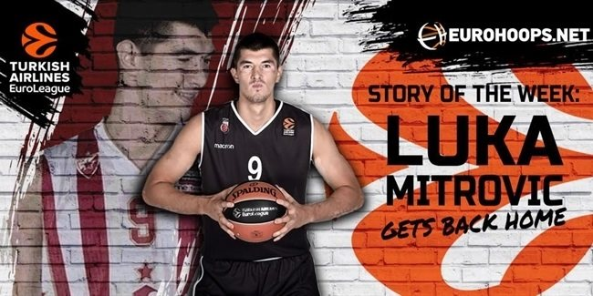 Story of the Week: Luka Mitrovic is coming home!