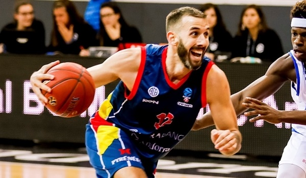 Andorra loses Jankovic for one month
