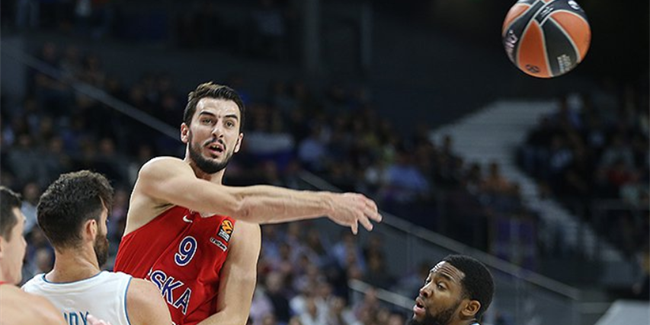 CSKA's Westermann out with hip injury