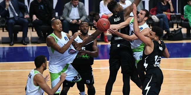 7DAYS EuroCup, Regular season, Round 4: Tofas Bursa vs. ASVEL Villeurbanne