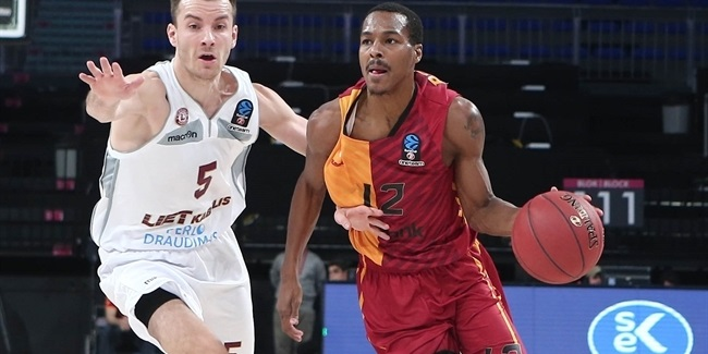 Alex Renfroe, Galatasaray: 'We can be very dangerous'