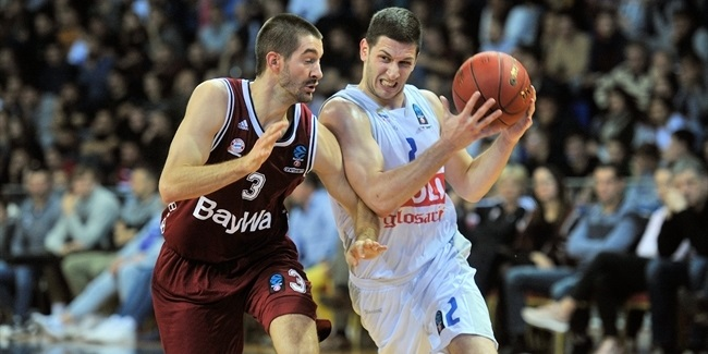 7DAYS EuroCup, Regular season, Round 4: Buducnost VOLI Podgorica vs. FC Bayern Munich