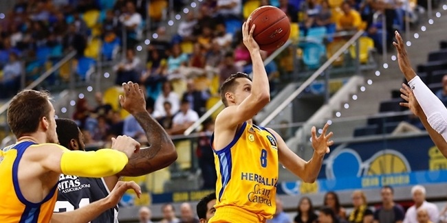 Marcus Eriksson, Gran Canaria: 'This club has high ambitions'