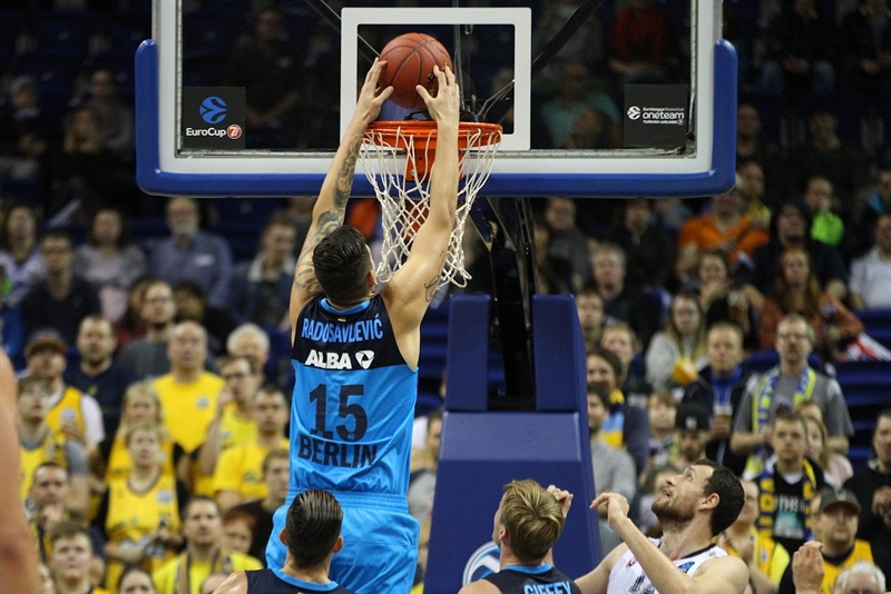 Bogdan Radosavljevic - ALBA Berlin (photo ALBA - Andreas Knopf) - EC17