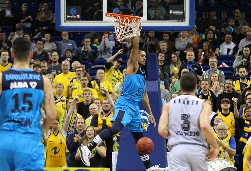 Peyton Siva - ALBA Berlin (photo ALBA - Andreas Knopf) - EC17