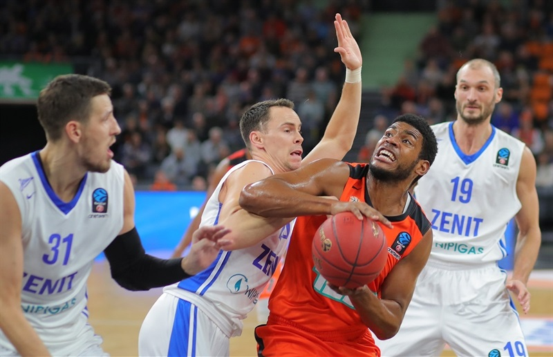 Ryan Thompson - ratiopharm Ulm  (photo Ulm - Florian Achberger) - EC17