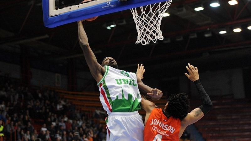 Stephane Lasme - UNICS Kazan (photo Cedevita) - EC17