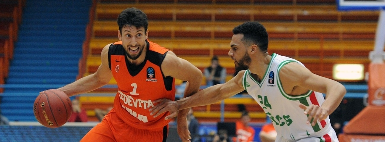 Olimpija signs veteran guard Ukic