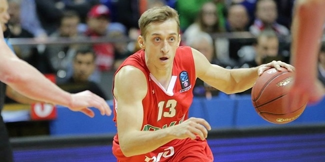 7DAYS EuroCup, Regular season, Round 4: Lokomotiv Kuban Krasnodar vs. RETAbet Bilbao Basket