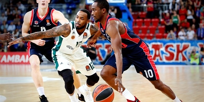 RS Round 5: Baskonia Vitoria Gasteiz vs. Panathinaikos Superfoods Athens