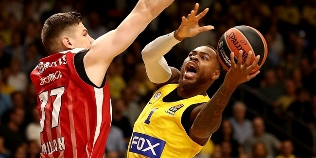 Focus on: DeShaun Thomas, Maccabi FOX Tel Aviv