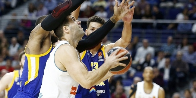 Reyes regains title as EuroLeague rebounding king