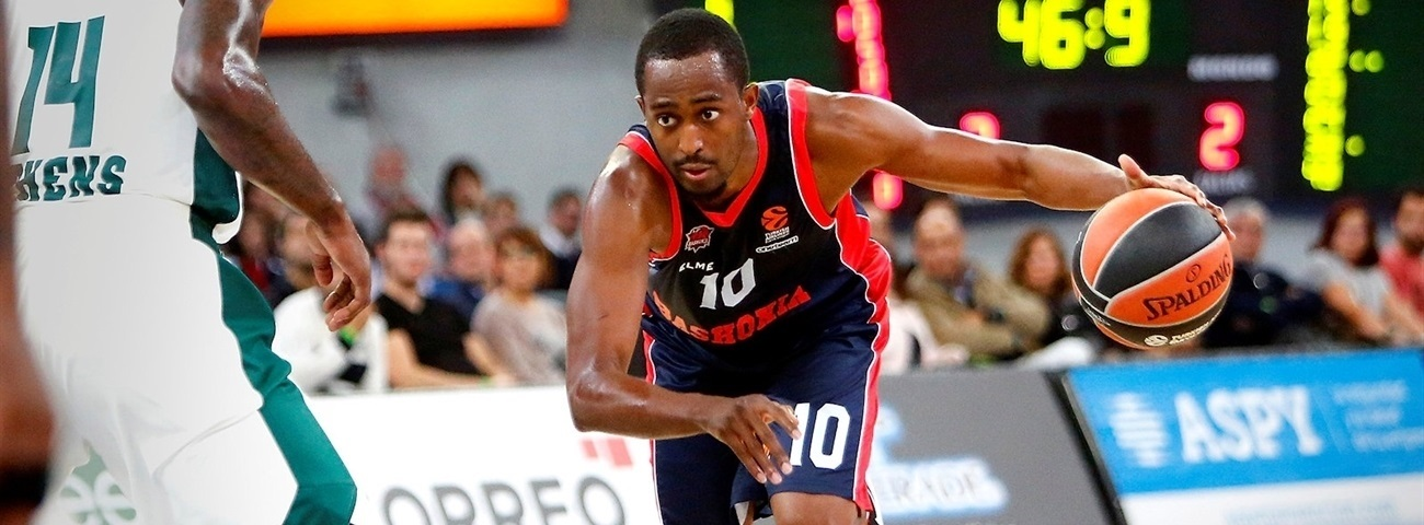 Rodrigue Beaubois, Baskonia: 'Focused on my team doing well'